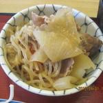 京田辺三山木食堂 - 肉じゃが