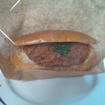 ポリーヌ - 料理写真:コロッケパン