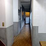 柳瀬温泉 - 1階廊下(奥が浴室です)