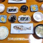 柳瀬温泉 - 朝食