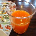 ガスト - 野菜ジュース(プレミアムカフェ)