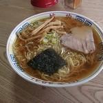 竹駒 - 中華そば350円♪