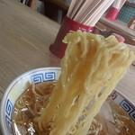 竹駒 - 麺アップ!