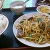 香港飲茶 東海飯店 - 料理写真:レバニラ