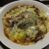 グー青山 - 料理写真:煮込みチーズハンブルグ¥1180