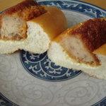 りりぱっと - コロッケパン