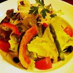 12406735 - 野菜のサラダ