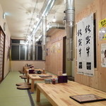 焼肉酒場 にくまる - 2012 2階の座敷