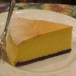 12417721 - かぼちゃのチーズケーキ