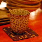 ずず - 玄米茶 300円