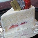 プティ・ショコラ - ショートケーキ