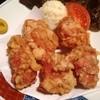 元祖炉ばた焼としね - 料理写真:鶏の唐揚