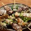 串やき藤 - 料理写真:串焼き(おまかせ10種盛)