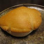 茶の子 - クリームパン(190円)