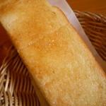 コメダ珈琲店 - モーニングのトースト