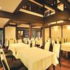 キャメロン - 内観写真:【1Fメインルーム】京町家を斬新な感性で再構築し、イタリア製のファニチャーと融合させた居心地の良い空間です。