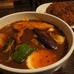 チュッタ - Wソースカツ丼カレー