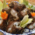 アジアン バンブーン - 豚バラなんこつの唐揚