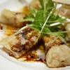 四川厨房 美 - 料理写真:海老と白身魚の湯葉包み揚げ