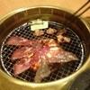 カジャ・アリラン - 料理写真:焼肉焼いてる様子