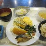 三井ガーデンホテル岡山 - 2日目は和食中心で!