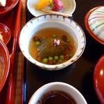 篩月 - 2012年4月 桜餅風