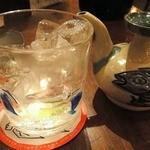 轟屋 - 菊の露 カラカラ ¥1000(税抜)