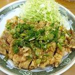新宝来 - 「油淋鶏(ゆうりんぢ)」997円