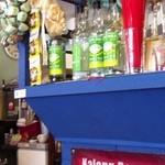 ワルンビンタン - アラック バリ インドネシアの地酒