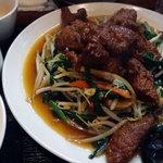 kei楽 - 数量限定山形庄内産豚レバー定食