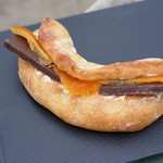 パンの森 クララ - 料理写真:ショコラオランジェ
