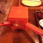 手打ち蕎麦 東風 - もちろん最後は蕎麦湯