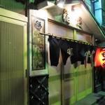 もつ焼 稲垣 - ③近くの店