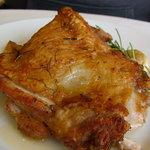 レセプションガーデン - 料理写真:チキン