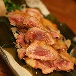 肉うどんの戸上家 - 0123-4コーチン