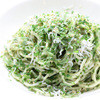 ラ・ターナ・ディ・バッコ - 料理写真:釜揚げシラスと大葉のスパゲッティ