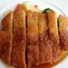 パステル亭 - 料理写真:ポークカツレツ(食べ放題不可)