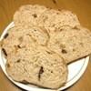 ラ メリエンダ - 料理写真:クルミ&レーズンのパンの断面