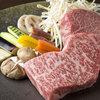 蘭麻 - 料理写真:最高に熟成された肉汁したたるステーキ