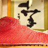 寿司孝 - 料理写真:圧巻の寿司孝自慢のまぐろ!!