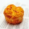 エドベーカリー - 料理写真:【フローラ】花をイメージしたスウィートポテトを飾ったデニッシュ。芋本来の甘さが楽しめます。