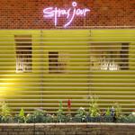 ストラスジュール - 裏通りにひっそりとたたずむ小さなレストラン「ストラスジュール」