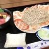 陣屋 - 料理写真:ざるそば(420円)、ミニ鉄火丼(315円)