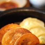 鉄鍋家 - 料理写真:鉄鍋 焼餃子