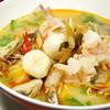 TAI THAI - 料理写真:タイ人コックが作る本格麺!トムヤムクンヌードル エビ入り 880円