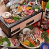 わい家 - 料理写真:【国産の魚介類を多くの方に】 鮮魚の浜焼きが全品315円!