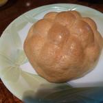 ジャック  - メロンパン 120円