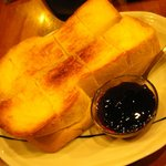 カラビナ - 厚切りトースト