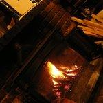 カラビナ - 暖炉