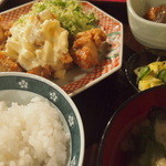 伊千兵衛 dining - ランチ チキン南蛮定食